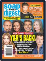 Soap Opera Digest (Digital) Subscription August 17th, 2020 Issue