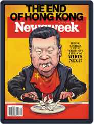 Newsweek Magazine (Digital) Subscription June 19th, 2020 Issue