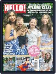 Hello! Magazine (Digital) Subscription June 8th, 2020 Issue