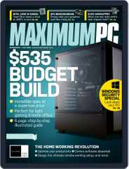Maximum PC Magazine (Digital) Subscription July 1st, 2020 Issue