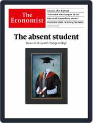 The Economist Magazine (Digital) Subscription August 8th, 2020 Issue