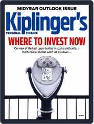 Kiplinger's Personal Finance Magazine (Digital) Subscription July 1st, 2020 Issue