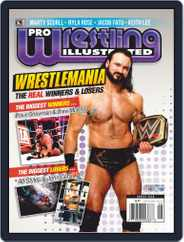 Pro Wrestling Illustrated Magazine (Digital) Subscription August 1st, 2020 Issue