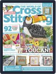 The World of Cross Stitching Magazine (Digital) Subscription July 1st, 2020 Issue