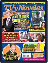 Tvynovelas Magazine (Digital) Subscription June 1st, 2020 Issue