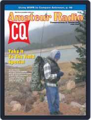 CQ Amateur Radio Magazine (Digital) Subscription June 1st, 2020 Issue