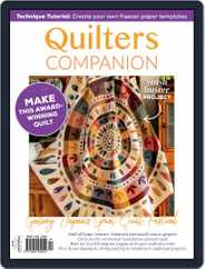 Quilters Companion Magazine (Digital) Subscription May 1st, 2020 Issue