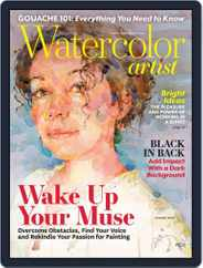 Watercolor Artist Magazine (Digital) Subscription August 1st, 2020 Issue