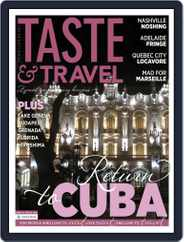 Taste and Travel International Magazine (Digital) Subscription April 1st, 2020 Issue