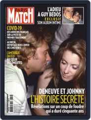 Paris Match Magazine (Digital) Subscription June 4th, 2020 Issue