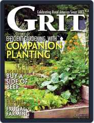 Grit Magazine (Digital) Subscription July 1st, 2020 Issue