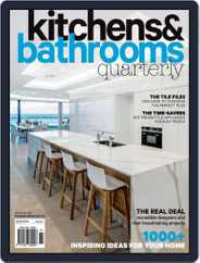 Kitchens & Bathrooms Quarterly Magazine (Digital) Subscription June 1st, 2018 Issue