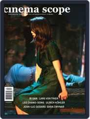 Cinema Scope Magazine (Digital) Subscription July 1st, 2018 Issue