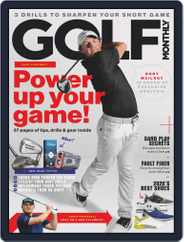 Golf Monthly Magazine (Digital) Subscription July 1st, 2020 Issue