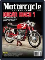 Motorcycle Classics Magazine (Digital) Subscription July 1st, 2020 Issue