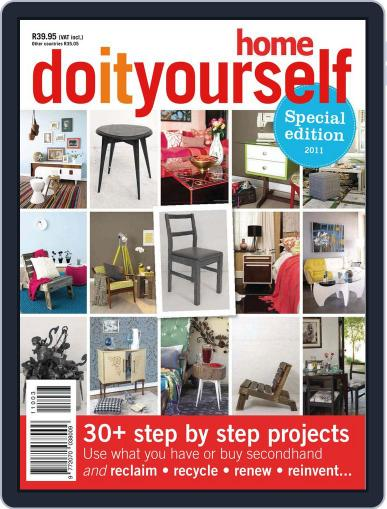 Diy Home July 29th, 2011 Digital Back Issue Cover