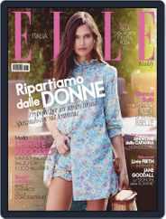 Elle Italia Magazine (Digital) Subscription June 20th, 2020 Issue