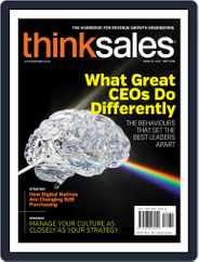 ThinkSales Magazine (Digital) Subscription July 1st, 2018 Issue