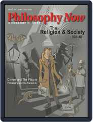 Philosophy Now Magazine (Digital) Subscription June 1st, 2020 Issue