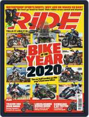RiDE United Kingdom Magazine (Digital) Subscription July 1st, 2020 Issue