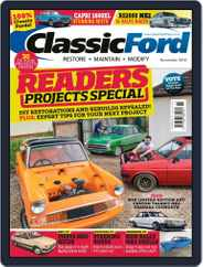 Classic Ford Magazine (Digital) Subscription November 1st, 2018 Issue