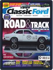 Classic Ford Magazine (Digital) Subscription August 1st, 2020 Issue