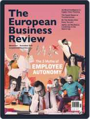 The European Business Review Magazine (Digital) Subscription November 1st, 2019 Issue