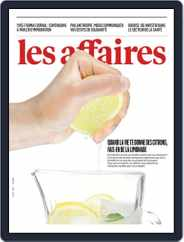 Les Affaires Magazine (Digital) Subscription May 1st, 2020 Issue