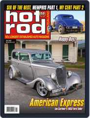 NZ Hot Rod Magazine (Digital) Subscription July 1st, 2020 Issue