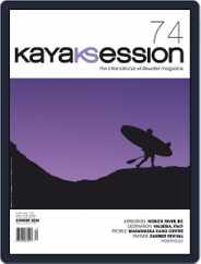 Kayak Session Magazine (Digital) Subscription May 1st, 2020 Issue