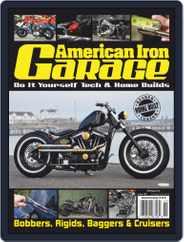American Iron Garage Magazine (Digital) Subscription March 12th, 2020 Issue