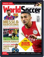 World Soccer Magazine (Digital) Subscription May 12th, 2020 Issue
