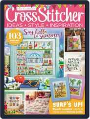 CrossStitcher Magazine (Digital) Subscription May 14th, 2019 Issue