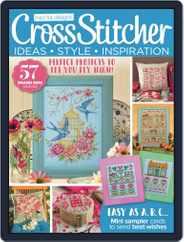 CrossStitcher Magazine (Digital) Subscription September 1st, 2020 Issue