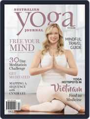 Australian Yoga Journal Magazine (Digital) Subscription May 1st, 2019 Issue
