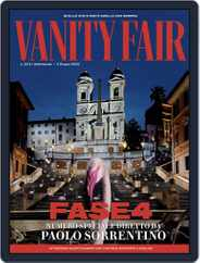 Vanity Fair Italia Magazine (Digital) Subscription June 3rd, 2020 Issue