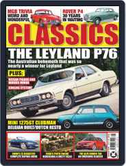 Classics Monthly Magazine (Digital) Subscription August 1st, 2020 Issue
