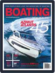 Boating NZ Magazine (Digital) Subscription June 1st, 2020 Issue