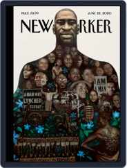 The New Yorker Magazine (Digital) Subscription June 22nd, 2020 Issue