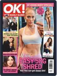 Ok! Magazine Australia Magazine (Digital) Subscription May 11th, 2020 Issue