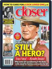 Closer Weekly Magazine (Digital) Subscription August 17th, 2020 Issue