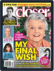 Closer Weekly Magazine (Digital) Subscription June 15th, 2020 Issue
