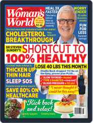 Woman's World Magazine (Digital) Subscription August 10th, 2020 Issue