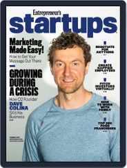 Entrepreneur's Startups Magazine (Digital) Subscription July 28th, 2020 Issue