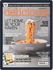 Delicious UK Magazine (Digital) Subscription May 1st, 2020 Issue