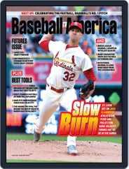 Baseball America Magazine (Digital) Subscription August 1st, 2020 Issue