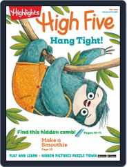 Highlights High Five Magazine (Digital) Subscription July 1st, 2020 Issue