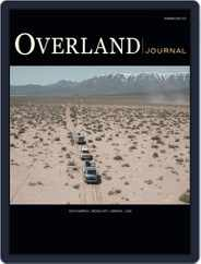 Overland Journal Magazine (Digital) Subscription May 1st, 2020 Issue