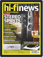 Hi Fi News Magazine (Digital) Subscription July 1st, 2020 Issue
