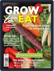 Grow to Eat Magazine (Digital) Subscription September 1st, 2018 Issue